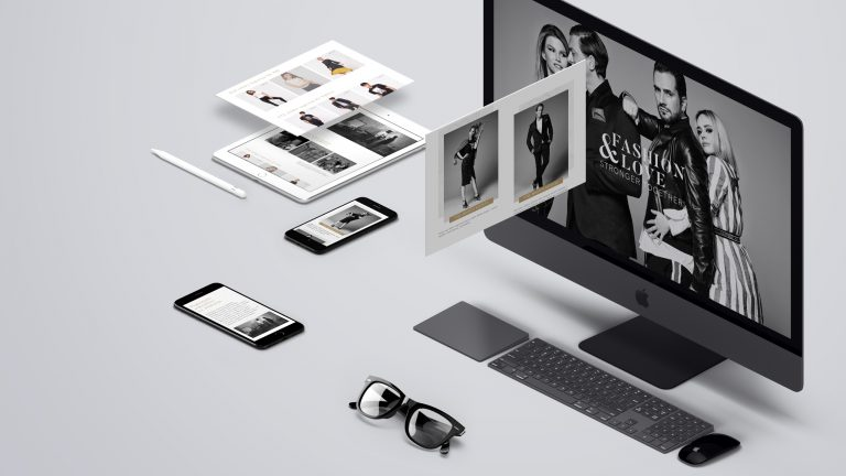 XYZ kampanja oblikovanje spletne podstrani