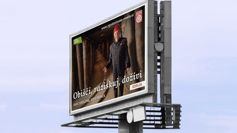 izdelava plakatov billboard za zunanjo oglaševanje